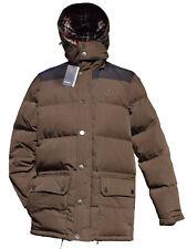 Fred Perry invierno chaqueta/chaqueta/plumifero/Parka/Down Jacket j1285 #6033