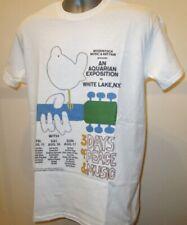 Woodstock Retro 60s Rock Music Festival Poster T Shirt Hendrix Grateful Dead 205