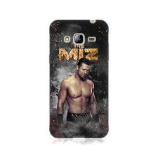 Wwe Oficial Del Miz Suave con Gel para teléfonos Samsung 3
