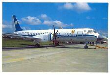 Uzavialeasing Russian Airlines Pc Zukovcky Il-114-100