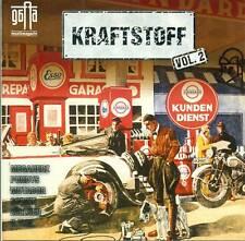KRAFTSTOFF VOL.2 ROCK SAMPLER MEGAHERZ,SODOM.. CD E521