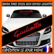 Bande Pare Soleil ALFA ROMEO GUILIETTA
