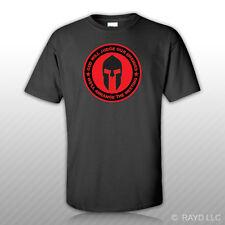 God Will Judge Our Enemies We'll Arrange The Meeting T-Shirt Tee Shirt v6c