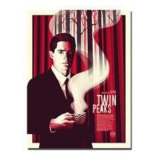 Twin Peaks US 2017 TV Series Show Vintage Canvas Poster Art Print 8x11 24x32''