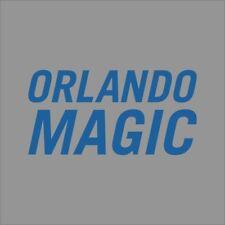 Orlando Magic #6 NBA Team Logo Vinyl Decal Sticker Car Window Wall Cornhole