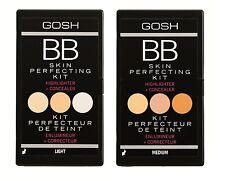 Gosh BB Skin Perfecting Kit - Highlight & Concealer - Light/Medium, Face Contour