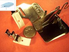 Cord Tape Binder &TEFLON FOOT PFAFF 463, 545,1163 CHOOSE SIZE