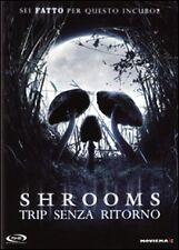 SHROOMS TRIP SENZA RITORNO DVD SIGILLATO SEALED