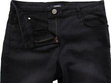 New Womens Marks & Spencer Grey Jeggings Size 14 Medium Short