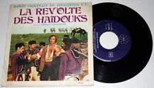 Rare SP 45 tours vinyl : LA REVOLTE DES HAIDOUKS feuilleton TV * BE