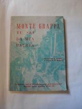 MALAN - MONTE GRAPPA TU SEI LA MIA PATRIA - 1965