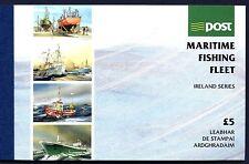 IRLANDA - 1991 - La flotta da pesca irlandese (Libretto)