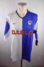 Hertha BSC Berlin Trikot Gr. L / XL /  XXL 2001-02 Nike Otelo Neu Jersey vintage