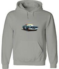 Disney Cars Mario Andretti Video Game Cartoon Hoodies Sweatshirt Pullover