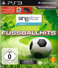 1 von 1 - SingStar: Fußballhits PS3 Neu&OVP