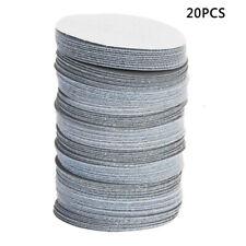 20x 75mm 3inch Assorted 40~3000Grit Sander Discs Sanding Polishing Pad Sandpaper