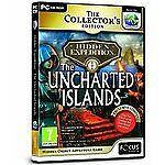 Le isole inesplorate, oggetto nascosto Spedizioni Gioco Per PC Edizione per Collezionisti Nuovo