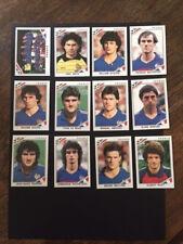 Panini stickers Mexico 86 1986 France Team Mint high grade choose sticker