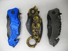 New Assorted Z-Killer Folding Pocket Tactical Hunting Safety Rescue Knives Knife