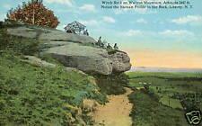 Walnut Mountains Indians New York Postcard Ny