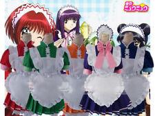 Tokyo Mew Mew Ichigo Minto Retasu Purin Zakuro Maid Dress Cosplay Costume Custom