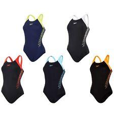 Speedo Damen Badeanzug Schwimmanzug Boom Muscleback
