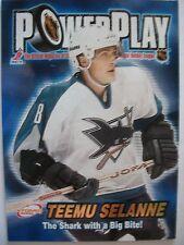 2001-02 ATOMIC POWER PLAY TEEMU SELANNE !!!! BOX # 3