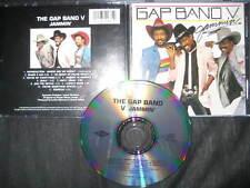 RARE CD THE GAP BAND V-Jammin erstpressung CD Fête train