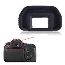 Black Rubber Eyecup Eyepiece EB for Canon EOS 10D 20D 30D 40D 50D 60D 550D FG