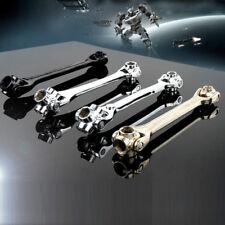 12-19/8-21mm 8 IN 1 Socket Wrench Spanner Key Multi Tool Hand Tools Herramientas