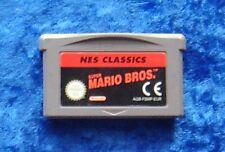 NES Classics Super Mario Bros, Nintendo Gameboy Advance Gioco