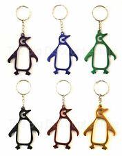 Penguin Keyring / Bottle Opener Novelty Keychain