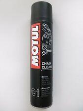 MOTUL CHAIN CLEAN C1 400ML ADATTO PER APRILIA Dorsoduro 750 Factory