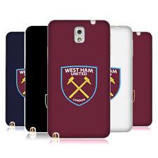 Oficial West Ham United FC 2016/17 Crest caso De Gel Suave Para Teléfonos Samsung 2