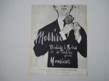 advertising Pubblicità 1962 JEAN D'ALBRET ORLANE