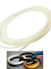 PTFE-Schlauch Natur Teflon Pneumatik Tube meterware Lebensmittelschlauch 260°C