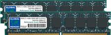 8GB (2 x 4GB) DDR2 667MHZ PC2-5300 240-PIN ECC UDIMM Server / Arbeitsstation RAM