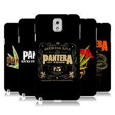 OFFICIAL PANTERA ART HARD BACK CASE FOR SAMSUNG PHONES 2