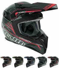 Stealth Pro Carbon HD210 Motocross MX Enduro Quad Off Road Track