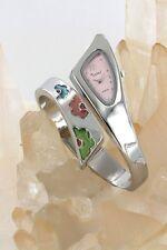 orologio donna sole bracciale acciaio fiori a0235