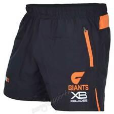 GWS Giants 2018 AFL Training Shorts Sizes S-5XL BNWT