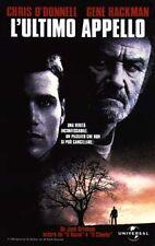 L' ultimo appello (1996) VHS