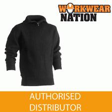 Herock Njord Pullover Zip Sweater Black