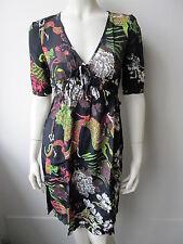 Dept Kleed Kleid Dress Jurk Tunika 999 Black Neu XS S