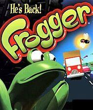 Frogger (Sega Genesis, 1998) VINTAGE GAMES
