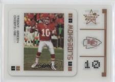 2004 Leaf Rookies & Stars SlideShow #SS-24 Trent Green Kansas City Chiefs Card