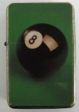Pool 8 Ball Design Star Lighter In Gift Tin