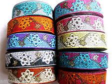 lfm,ca.32mm breit B204 Orientalische Borte in verschiedenen Farben