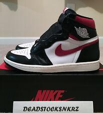 Nike Air Jordan 1 Retro High OG Black Gym Red 555088 061 Men's Sizes 6Y-14