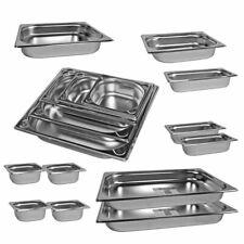 Größen Auswahl 65mm GN Behälter Gastronormbehälter Chafing Warmhaltebehälter